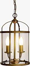 John Lewis & Partners Walker Lantern Ceiling Light