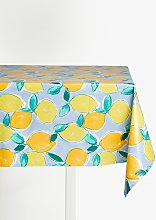 John Lewis & Partners Wipe Clean PVC Lemons