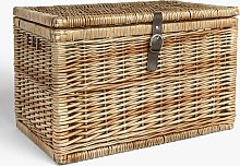 John Lewis & Partners Woven Willow Trunk