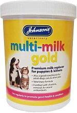 Johnsons Multi-Milk Gold For Puppies & Kittens