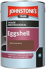 Johnstone's Eggshell - Bird House Brown - 1ltr