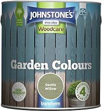 Johnstone's Garden Paint 2.5 Litre - Gentle