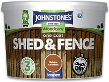 Johnstone's Shed and Fence Paint 9 Litre -