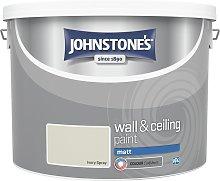 Johnstone's Wall & Ceiling Paint Matt 10L -