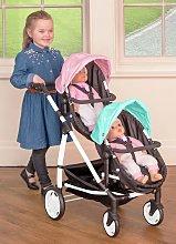 Joie Junior Evalite Toy Twin Pushchair