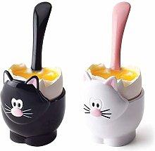 Joie Kitchen Gadgets 067742-670151 Cat Egg Cup 2