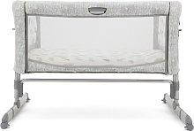 Joie Roomie Glide DLX Bedside Sleeper Crib