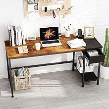 JOISCOPE Computer Desk, Desk with drawer, Laptop