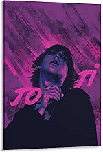 JOJI D Canvas Art Poster and Wall Art Picture