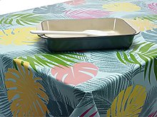 Jolee Fabrics Easy Wipe Tablecloths for Round,