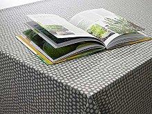 Jolee Fabrics Grey Wipe Clean PVC Vinyl and