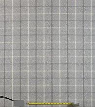 Jolee Tablecloths Lewis Dove Grey Tartan Wool