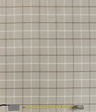 Jolee Tablecloths Lewis Taupe Tartan Wool Effect