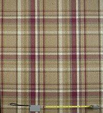 Jolee Tablecloths Skye Heather Tartan Wool Effect
