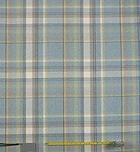 Jolee Tablecloths Skye Parisian Blue Tartan Wool