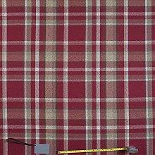 Jolee Tablecloths Skye Red Tartan Wool Effect