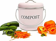 Jolitac Compost Bin with 8 FREE Charcoal Filters 5