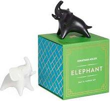 Jonathan Adler - Black and White Elephant Salt and