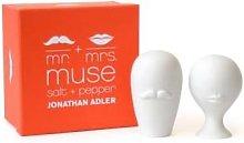 Jonathan Adler - Mr Mrs Salt And Pepper Shaker Muse