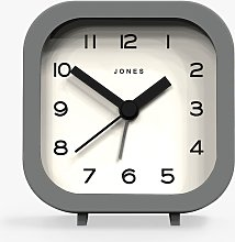 Jones Clocks Bob Analogue Alarm Clock