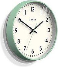 Jones Clocks Clocks Jam Wall Clock Neo Mint