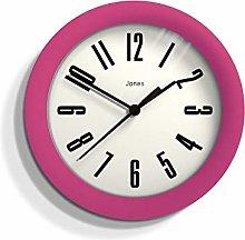 Jones Clocks ® Hot Tub Wall Clock - Small Round