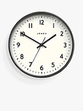 Jones Clocks Jam Analogue Wall Clock, 30cm,