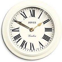 Jones Clocks Opera Wall Clock