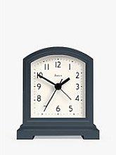 Jones Clocks Overnight Silent Sweep Analogue Alarm