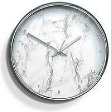 Jones Clocks Penny Marble Wall Clock