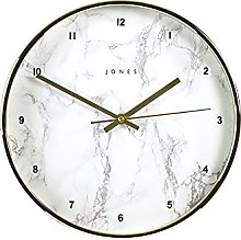 Jones Clocks® Penny Wall Clock - Classic Design