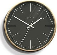 Jones Clocks Penny Wood EffectWall Clock