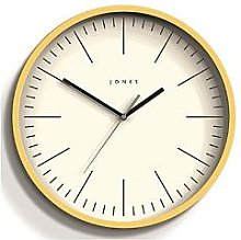 Jones Clocks Spartacus Wall Clock