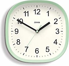 Jones Clocks ® Sprite Wall Clock - 22cm - Perfect