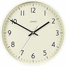 Jones Clocks® Studio Large Round Wall Clock