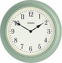 Jones Clocks® Supper Club Large Wall Clock