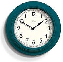 Jones Clocks Supper Club Wall Clock