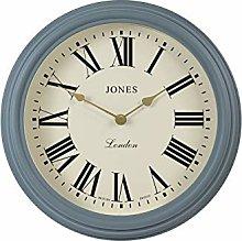 Jones Clocks® Venetian Wall Clock Classic