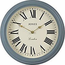 Jones Clocks® Venetian Wall Clock - Round Wall
