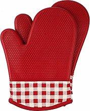 Jonhen Heat Resistance Oven Gloves with Cotton