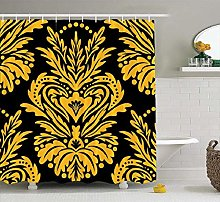 JOOCAR Design Shower Curtain, Victorian Pattern