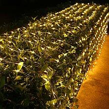 Joomer 12ft x 5ft 360 LED Connectable Net Lights,8