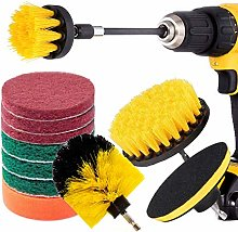 JOQINEER 12 Pcs Cleaning Accessories - Industrial