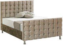 Jordyn Upholstered Bed Frame Willa Arlo Interiors
