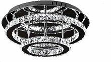 Jorunhe LED Crystal Ceiling Light 36 W Diamond