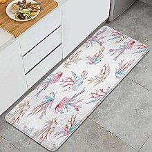 JOSENI Anti-Fatigue Kitchen Floor Mat,Drawing