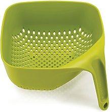 Joseph Joseph 40088 Square Colander, Medium-Green,