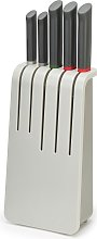 Joseph Joseph Duo 5 Piece Knife Block Set -