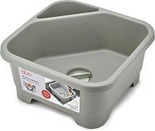 Joseph Joseph Duo Wash Up Bowl - Grey