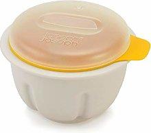 Joseph Joseph M-Poach Microwave Egg Poacher, Yellow